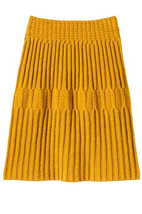 simple knit skirt pattern 17 best ideas about knit skirt on knitted