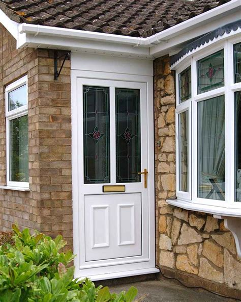 pvcu front doors upvc doors southton hshire glazed front