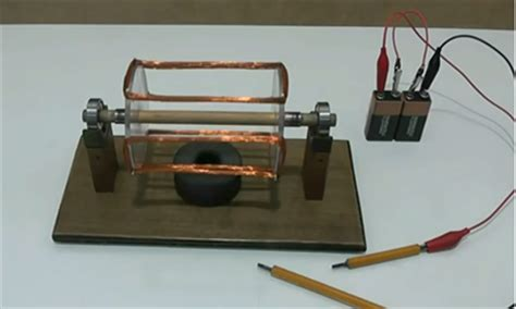 Easy Electric Motor by Building A Simple Electric Motor A Remarkable