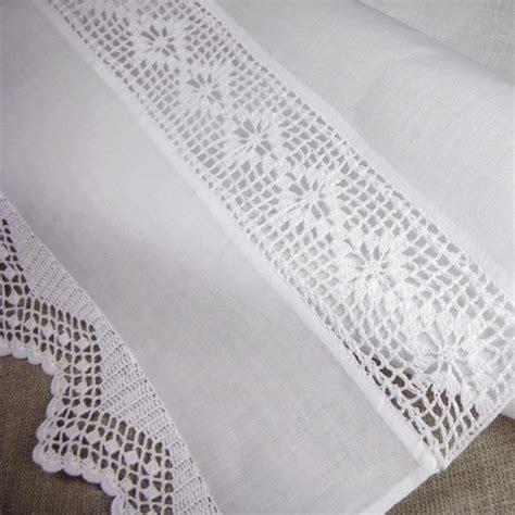 1000 id 233 es sur le th 232 me rideaux en crochet sur filet crochet crochet et picasa