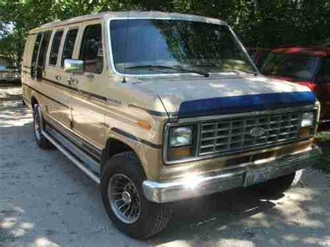 find used 1984 ford econoline 350 super wagon in wilmington illinois united states
