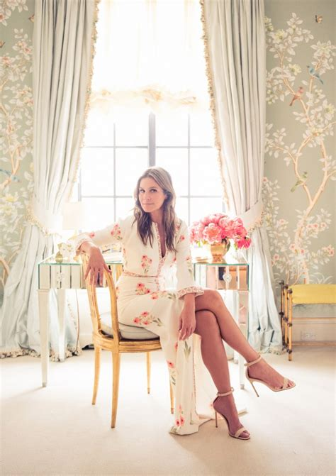 Model Home Interiors aerin lauder on female role models coveteur