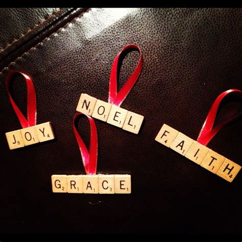 scrabble not working on scrabble letter ornaments craft present idea