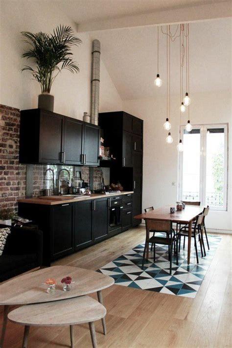 les 25 meilleures id 233 es de la cat 233 gorie cuisines noires sur design moderne de