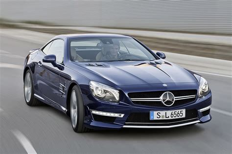 Mercedes In Ny by Mercedes Sl 65 Amg In Ny Bilder Autobild De