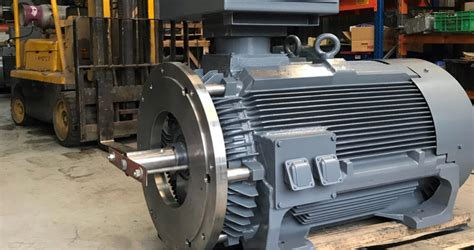 Motor Electric Second by Reconditioned Second Electric Motor Sales
