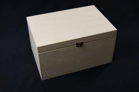 decoupage storage boxes plain wooden storage box chest decoupage craft trinket