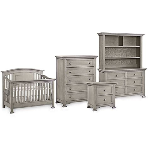 baby bed furniture sets kingsley brunswick nursery furniture collection in ash