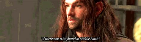 the hobbit gifts the hobbit if there was a boyband in middle earth he