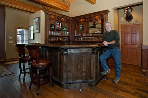 Country Style Bedroom Decorating Ideas custom scottish pub bar by dan joseph woodworks