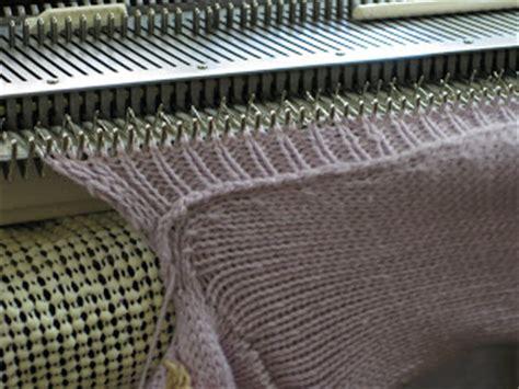 garter carriage for knitting machine machine knitting the garter carriage