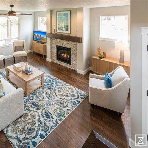 area rug placement in living room best 25 area rug placement ideas on rug