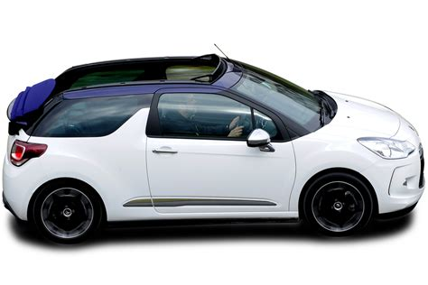 Citroen Ds3 Cabrio by Citroen Ds3 Cabrio Convertible Review Carbuyer