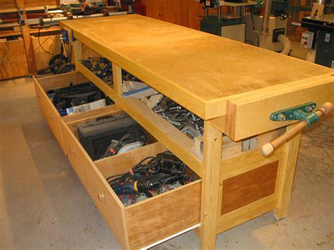 woodworking shop table wood shop photographs