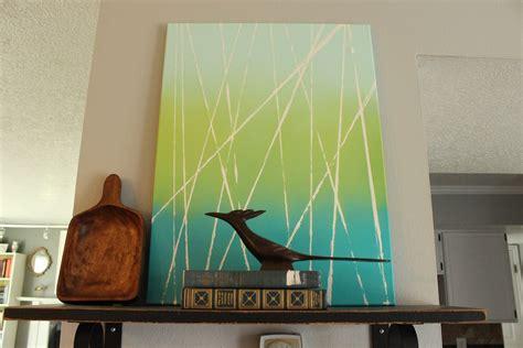 diy abstract customized modern artwork