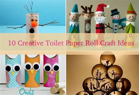 paper rolling craft ideas 10 creative diy toilet paper roll craft ideas k4 craft