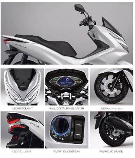 Pcx 2018 Ukuran Ban by Honda Pcx 150 Indonesia 2018 Informasi Otomotif
