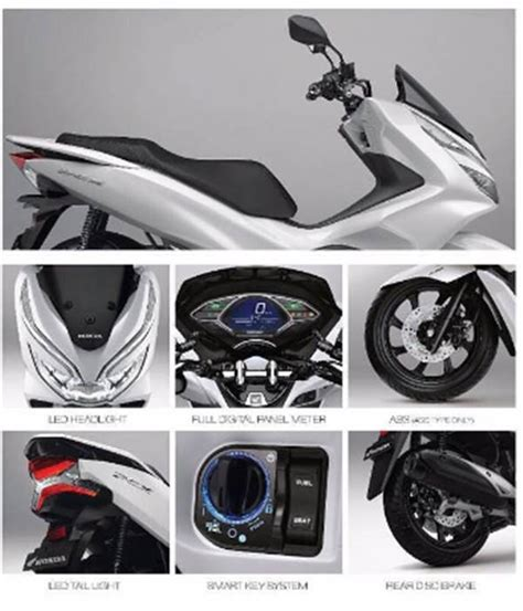 Pcx 2018 Mesin by Honda Pcx 150 Indonesia 2018 Informasi Otomotif