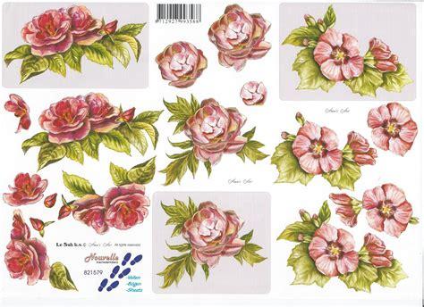3d decoupage pictures le suh 3d decoupage style roses virgo craftsvirgo