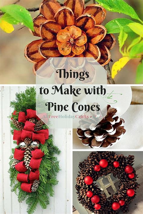 pine cone crafts to sell pine cone crafts 14 things to make with pine cones