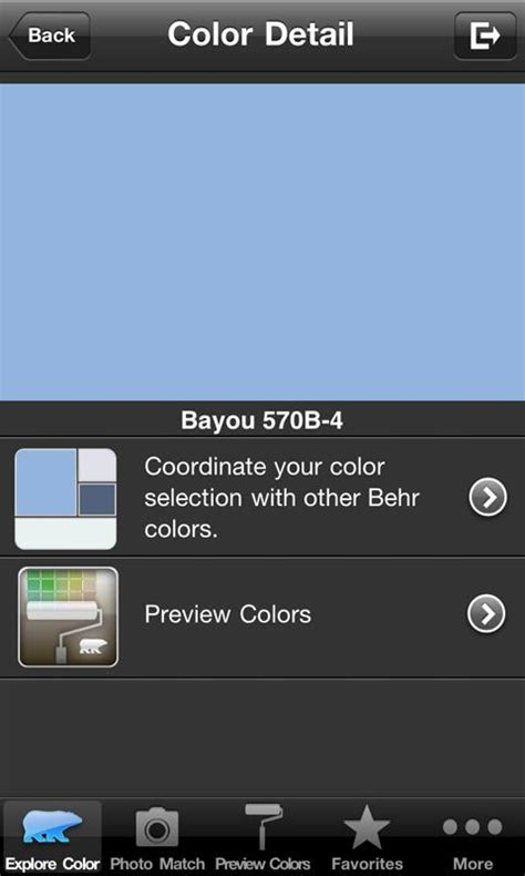behr paint color match app colorsmart by behr is now available for android androidguys