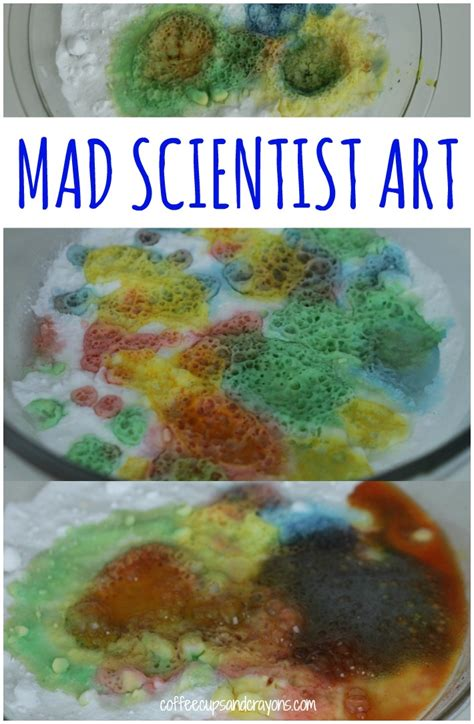 science craft projects preschool science and activity coffee cups and crayons