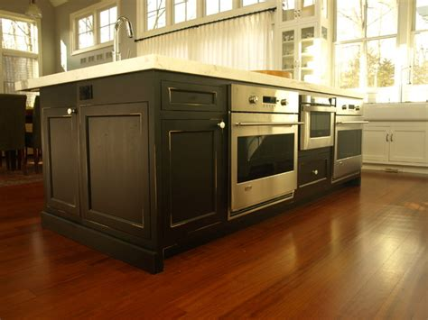 kitchen island with microwave large working center island with wall ovens and drawer microwave traditional kitchen