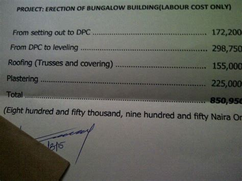 cost of a 4 bedroom house cost of building a 4 bedroom flat bungalow pics