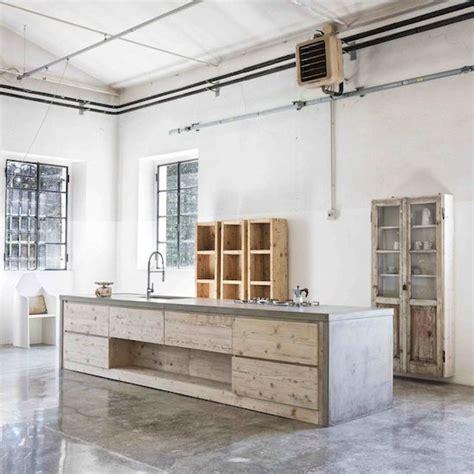 concrete kitchen design concrete kitchens