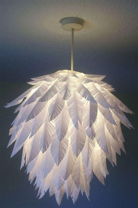 fabriquer un abat jour en papier obasinc