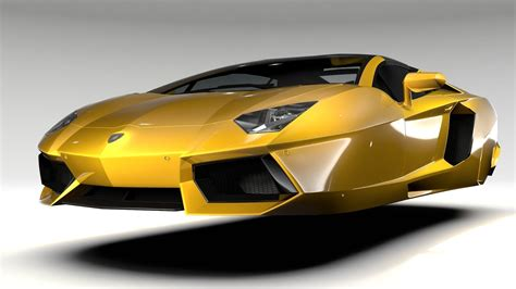 New 3d Car Wallpapers 2017 by Lamborghini Aventador Flying 2017 3d Model Max Obj 3ds Fbx