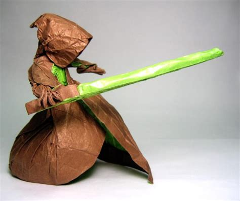 origami starwars origami jedi ootinicast a wars the