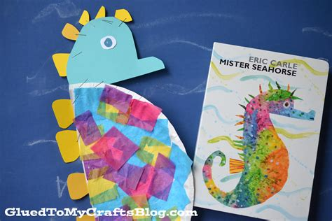 seahorse paper plate craft paper plate seahorse kid craft