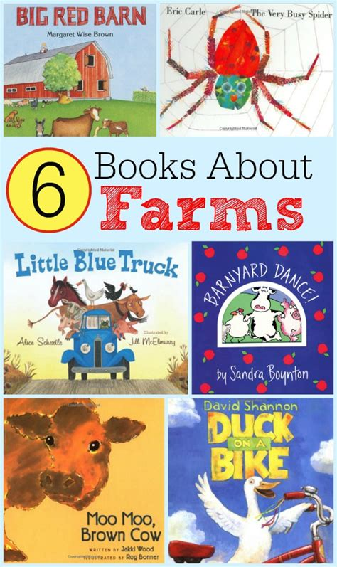 farm picture books free farm prek k pack updated and expanded