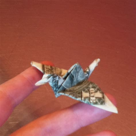 origami crane dollar bill 17 best images about money origami on