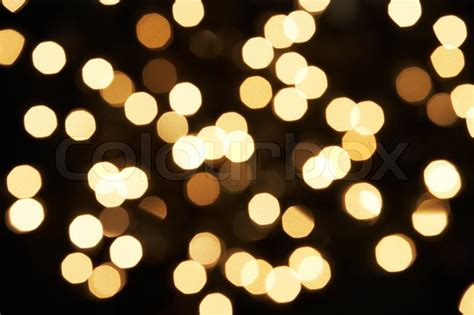 soft white tree lights abstract view of white tree lights stock photo