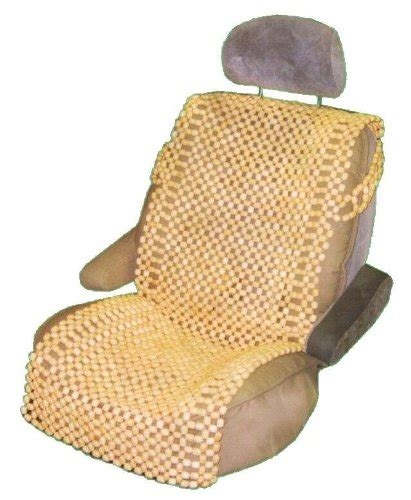 bead seat covers best wood bead seat cover autos post