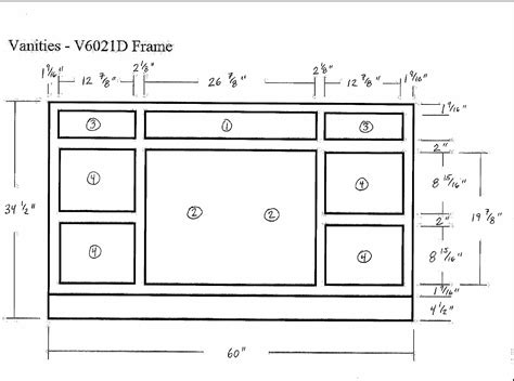 Accessible Bathroom Design standard height for bathroom vanity otbsiu com