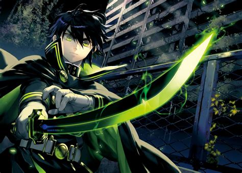 seraph of the end seraph of the end wallpapers hd