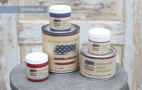 Hometalk American Paint Company Chalk Paint And Wax Review