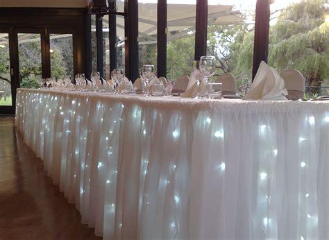 wedding lights decorations bridal table light interior home designs