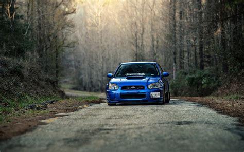 Subaru Car Wallpaper Hd by Subaru Impreza Wrx Sti Car Road Hd Wallpaper Wallpaper Wiki