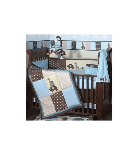lambs and crib bedding lambs jake 5 baby crib bedding set