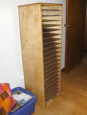 12x12 craft paper storage 12x12 paper storage craft storage
