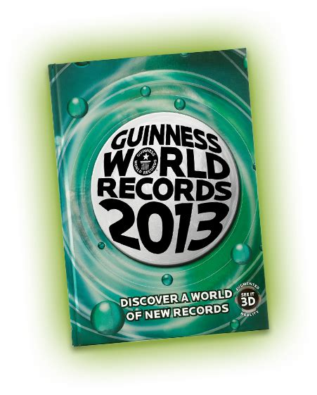 guinness book of world records pictures object moved