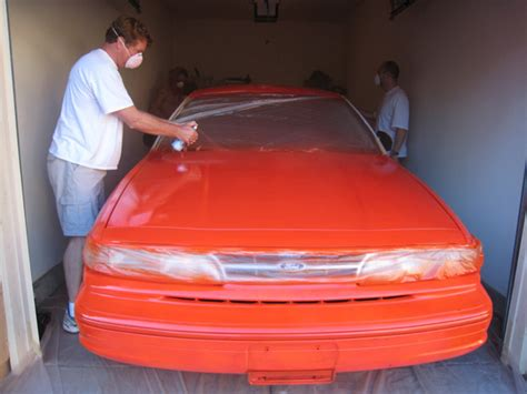 spray painting car painting a car with spray bankster tv
