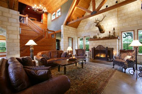 country home interior designs decorating your hill country home brushy topbrushy top