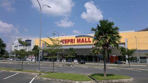 di mall saatnya warga batam bermain skating di kepri mall