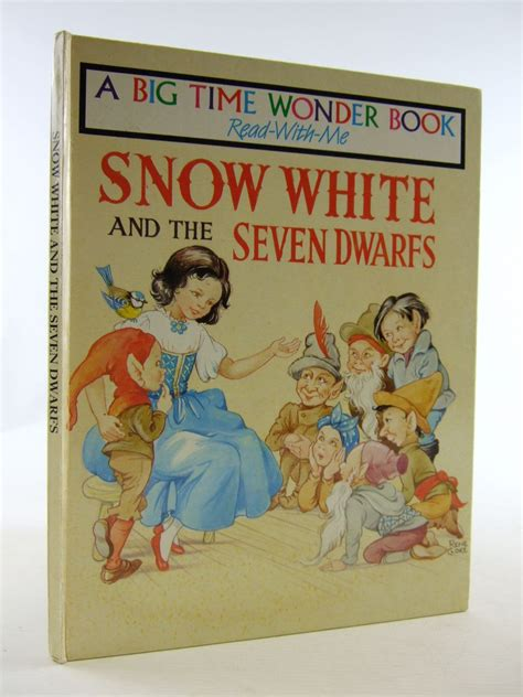 snow white story book with pictures seven times once upon a time written by baker margaret