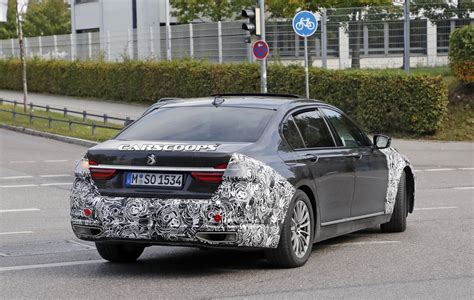 Bmw 7 Series by Facelifted 2019 Bmw 7 Series To Adopt More Dynamic Design